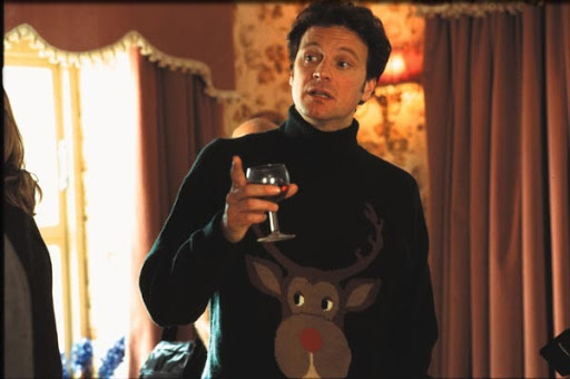 bridget jones christmas sweater