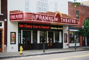 franklin theatre outside